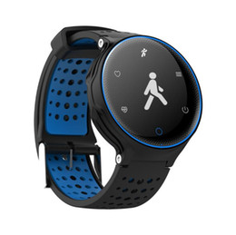 $enCountryForm.capitalKeyWord Australia - Hot X2 blood pressure heart rate monitoring touch color screen IP68 waterproof information reminder Bluetooth health sports smart watch gift