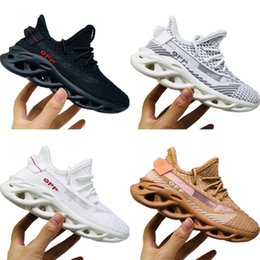 $enCountryForm.capitalKeyWord Australia - 2019 Kids Primeknit Breathable Running Shoes Originals Kids Buffer Rubber 4D Printing Twist Sole Jogger Shoes