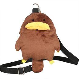 Cute Cartoon Ducks Australia - good quality Bolsa Feminina Cartoon Duck Bag Funny Small Female Sac Women Handbags Cute Girl Plush Shoulder Messenger Bag Crossbody Bag