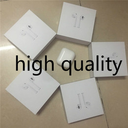 chip samsung 2019 - W1 chip Airpods Wireless Bluetooth Earphone Earbuds In-ear With Touch Function With Logo Voice Control With Charger copy