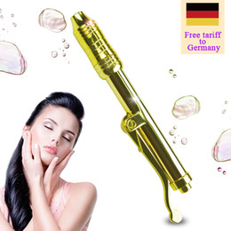 Wholesale Free tariff to Germany hyaluron pen hyaluronic injection pen hyaluron atomizer wrinkle removal water syringe needle free injection needless