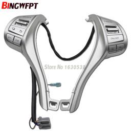 Nissan Audio Australia - High quality Steering Wheel Audio Control Switch 25550-4BG3A For Nissan X-trail 2013 2014 2015 2016 Rogue