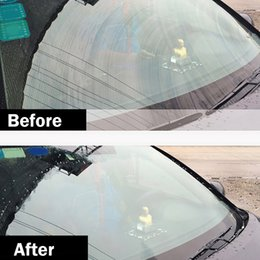 Water Tablets UK - accessaries Auto Windshield Glass Wash Cleaning Concentrated Effervescent Tablets Cleaner water Car Compact Detergent Car Tool