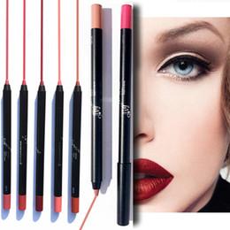 Long Wear Lipsticks Australia - Long-lasting Lip Liner Lip Pencil Lipliner Pencil Waterproof Moisturizing Matte Lipstick Pencil Pen Make Up Contour Cosmetics