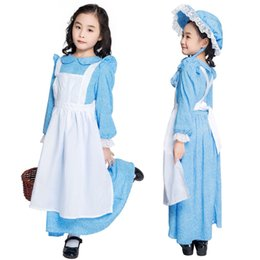 Historical dress online shopping - Girls Halloween Carnival Historical Arlene s Costumes California Costumes Pioneer Girl Child Kids Costume Fancy Dress Role Play
