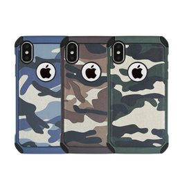 Discount desserts case - FOR iPhone 8 7 5 6 plus X XR XS MAX Amy Camo Phone Case Phone Skin Back Covers City Dessert Jungle Camouflage SCA065