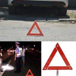 Zeichen-Zusammenbruch reflektierendes faltbares warnendes Auto f/ür Van Triangle Emergency