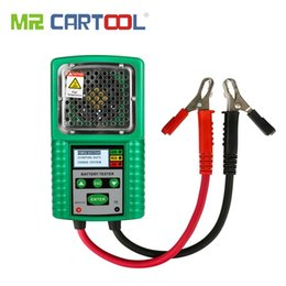 $enCountryForm.capitalKeyWord Australia - MR CARTOOL 3 In 1 Car Battery Tester Traction 6V 12V DC Auto Power Load Starting Charge CCA Test Tool UPS Solar Energy Marine