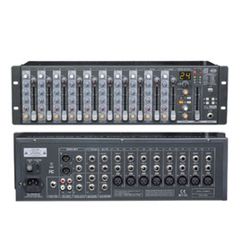 24bit Player Australia - 12Channels 24Bit DSP Effect USB Audio Mixer RX1202FX