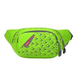 $enCountryForm.capitalKeyWord UK - Fashion Unisex Tacical Pack Men Women Waist Packs Belt Fanny Bag With Geometic Pattern Waterproof Designer Waist Packs