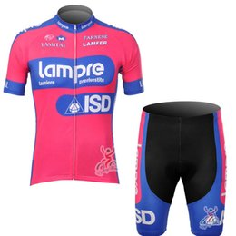 $enCountryForm.capitalKeyWord Australia - LAMPRE 2019 Men team Cycling Short Sleeves jersey bib shorts sets racing sportswear bike cycling breathable quick dry Clothes 00258