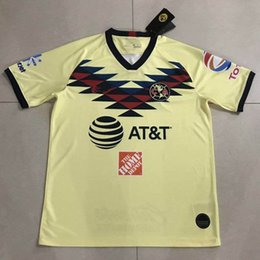 df8cf5aee43 2019 2020 Club America Soccer Jersey 19 20 Home Away Mexico League  O.PERALTA G.RODRIGUEZ MATEUS MARTINEZ Top Quality Football shirt