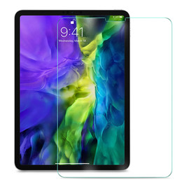 "protect tablet Australia - Tablet Screen Protector Film Tempered Glass For iPad Pro 11 inch 2020 Full Covered Front Protect Glass For iPad Pro 11"" 12.9"""