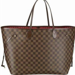 China GM N51106 Damier Ebene shopping bag HANDBAGS SHOULDER MESSENGER BAGS TOTES ICONIC CROSS BODY BAGS TOP HANDLES CLUTCHESG suppliers