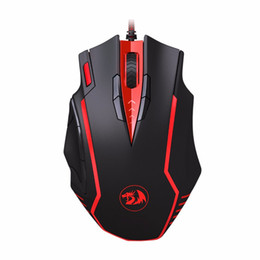 Pc 13 Australia - Redragon M902 SAMSARA 16400 DPI High Precision 13 buttons Programmable Laser Gaming Mouse for PC Gamer
