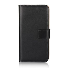 genuine leather bag design Australia - Fly_win00 Luxury Genuine Leather Case For iphone x s8 plus Stand Design Wallet Style Phone Bag Flip Style Cover Cases iPhone 6 6plus