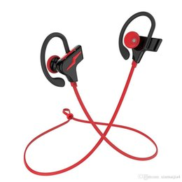 cba14759f6c Wireless Bluetooth 4.1 Earbud Earphone Bilateral Stereo Headphones Red  Headset for Mobile Phone