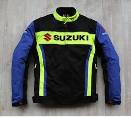 $enCountryForm.capitalKeyWord NZ - mens motorcycle racing chaqueta moto riding clothing jaqueta motoqueiro jackets cross coat camiseta for suzuki Windproof warm