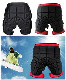 $enCountryForm.capitalKeyWord Australia - High Quality Hip Pad Shorts Ski Skating Skateboard Snowboard Protection Outdoor Sports Gear Protective for Buttocks