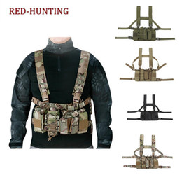 $enCountryForm.capitalKeyWord Australia - Tactical Vest Easy Chest Rig Carrier Vest MultiCam Green Black Sand