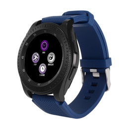 $enCountryForm.capitalKeyWord Australia - Bluetooth Smartwatch Z4 Wristband Android Smart Watch With Camera TF SIM Card Slot Gift Watches Strap With Retail Package