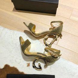Leopard wedding heeLs online shopping - New Designer Women Shoes High Heel Sexy Red Balck Royal Blue Wedding Bridal Shoes Summer Prom Party Wear