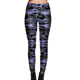 $enCountryForm.capitalKeyWord UK - Sexy Women Leggings Trousers Yoga Fitness High Elastic Tights Girls Breathable Camouflage Lady Gym Pants S-4XL
