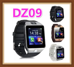 $enCountryForm.capitalKeyWord Australia - DZ09 smartwatch android GT08 U8 A1 samsung smart watchs SIM Intelligent mobile phone watch can record the sleep state Smart watch
