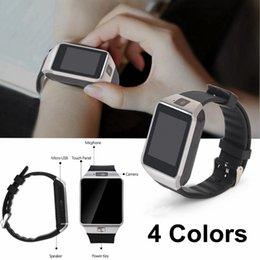 $enCountryForm.capitalKeyWord Australia - DZ09 Smart Watch Apple Smart Watch 4 Colors Smart Watches For Android Phones Intelligent Mobile Phone Smartwatch With High Quality Battery