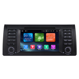 bmw series dvd player UK - Zhuohan 7 Inch HD Android Car DVD Player for BMW 5 Series E39 E53 with Bluetooth GPS(AD-L7061)