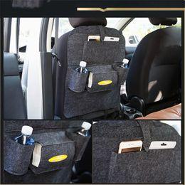 $enCountryForm.capitalKeyWord NZ - 2019 Auto Car Back Seat Storage Bag Car Seat Cover Organizer Holder Bottle Box Magazine Cup Phone Bag Backseat Organizer