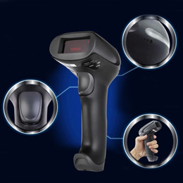 Freeshipping New 433MHz Wireless Laser Barcode Scanner Reader Memory Up To 500M Distance Wholesale from tft lcd cmos suppliers