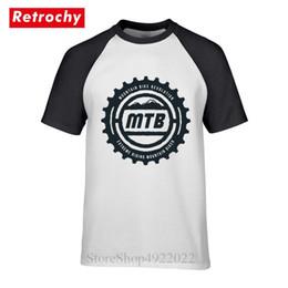 $enCountryForm.capitalKeyWord Australia - Cool MTB Gear T Shirt Fashion Mountain Bike Revolution T-Shirt Men's Cycling Sport Bicycle Riders Tshirt Stylish BMX O-Neck Tees