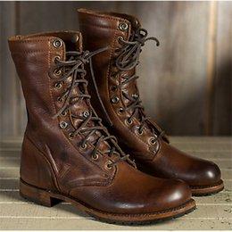 $enCountryForm.capitalKeyWord NZ - 38-48 Work Shoes Winter Boots Men Big Size Plush Warm Winter Shoes Men Brown Vintage Men Boots Safety Shoes