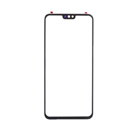 Discount view glasses - 10Pcs Front Outer Screen Glass Lens Replacement Touch Screen For Huawei Honor 8X View 10 Lite