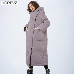 $enCountryForm.capitalKeyWord Australia - Brands New Winter Collection Of Jacket 2019 Stylish Windproof Female Coat 2019 Womens Quilted Coat Jackets Long Warm Parkas Tops Y190828