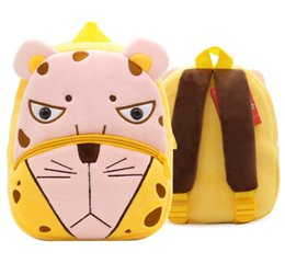 little girls wallets Australia - New cute little stuffed bag adorable girl bag one-shoulder crossbody bag cartoon soft adorable girl kids stuffed cartoon backpack 036