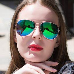 $enCountryForm.capitalKeyWord Australia - 2018 Pilot Sunglasses Women Men Top Brand Designer Luxury Sun Glasses For Women Retro Outdoor Driving Oculos De Sol UV400