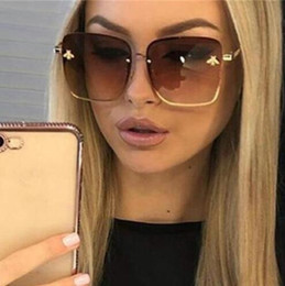Shades Beige Australia - 2019 Oversize Square Sunglasses Men Women Celebrity Sun Glasses Male Driving Superstar Designer Female Shades UV400