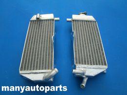 RL Aluminium RADIATEUR Yamaha YZ125 POUR adapter YZ 125 04 2 au 4 février 03 2002 2003 2004 en Solde