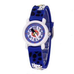 $enCountryForm.capitalKeyWord UK - Children's New Design Watches Dots-style Round-case Kids Watch Acrylic Glass Fashion Students Wrist Watches Blue No:86219