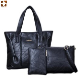 $enCountryForm.capitalKeyWord Australia - Nice 2pcs lot Luxury European And American Fashionable Lady Handbag With High Quality Single Shoulder Bag High Quality Leather