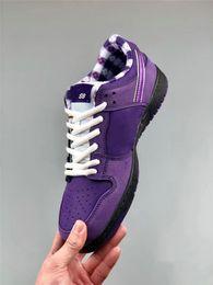 0ba3cb27 Оптовые дизайнерские концепции X Sb замочить низкий Кирие Синий Фиолетовый  Омар кроссовки макает женщин мужские тренеры увеличить спортивные кроссовки
