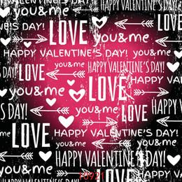 $enCountryForm.capitalKeyWord Australia - SHENGYONGBAO Art Cloth Custom Photography Backdrops Prop Valentine's day Theme Photography Background 10921