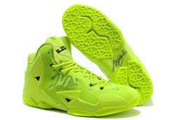 Ingrosso James 11 th Generation Combat Mens Scarpe da basket Grigio Outdoor Scarpe Lebron 11 Basket Sport Scarpe-w65qd489sac15zxwqdzxcz