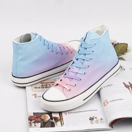 Multi Canvas Shoes Australia - In 2019, hot style comes to the streets of Europe and America. The original hand-painted canvas shoes are hand-painted by men and women