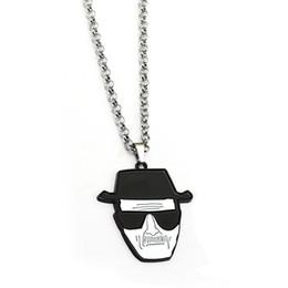 Broken Bad Australia - Breaking Bad Walter White Heisenburg Trendy Necklace & Pendant Chain Choker Necklaces