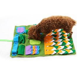 $enCountryForm.capitalKeyWord Australia - Hot Arrival Pet Snuffle Washable Blanket Smelling Mat Iq Training Pressure Releasing Nose Work Dog Toys Q190430