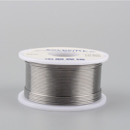 $enCountryForm.capitalKeyWord Australia - Freeshipping 10pcs 0.8mm Solder Wire Rosin Core Tin Lead Welding Wire Reel Electric Soldering Low Temperature Melt Wire Roll Repair Tools