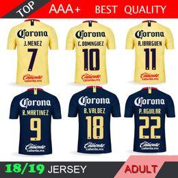 7f0a3d82e club america 2019 - America 2018 2019 LIGA MX Club Soccer Jersey  C.DOMINGUEZ R